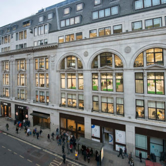 100 New Oxford Street, WC1