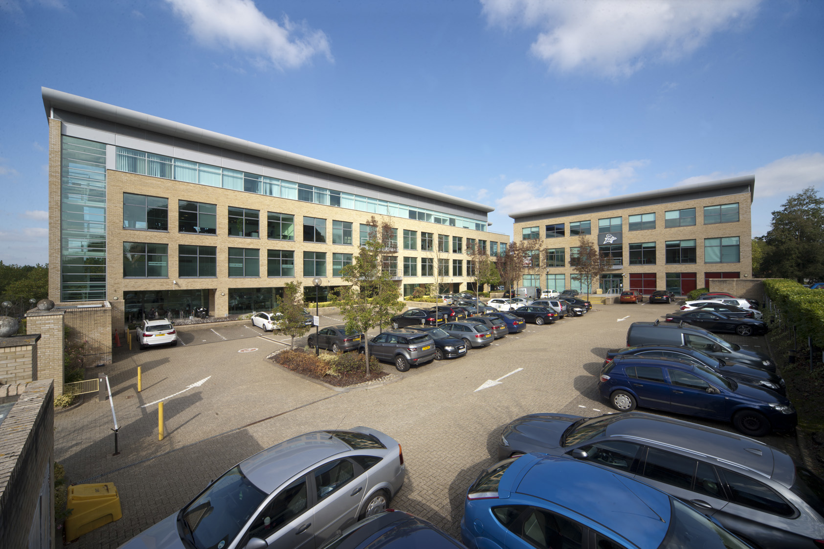 Altius and Active House, Milton Keynes