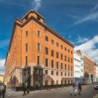53-59 Chandos Place, WC2