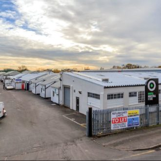 Orbital Industrial Estate, West Drayton
