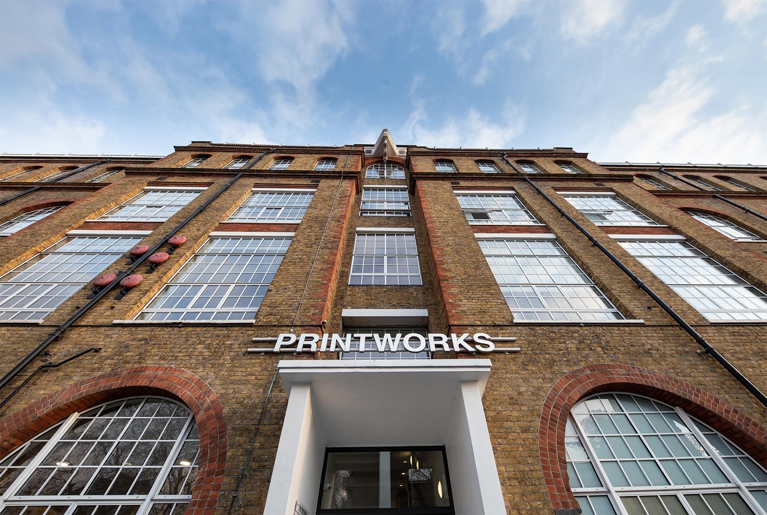 The Printworks, 139 Clapham Road, London